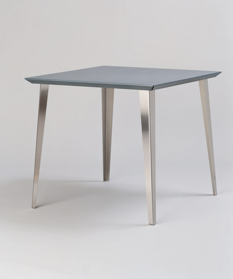 adeco RADAR T15 table aluminium de adeco