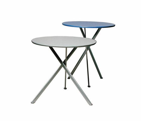 adeco Tripod aluminium table de adeco