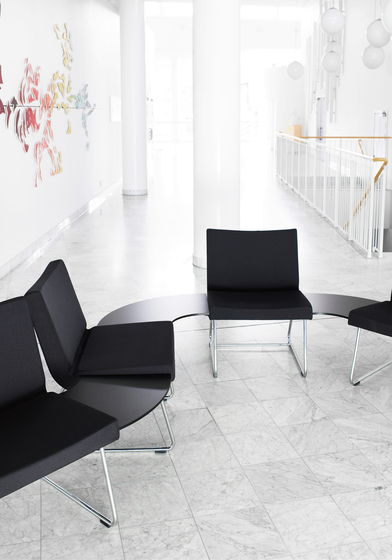 A-Line Modular Seating de Lammhults