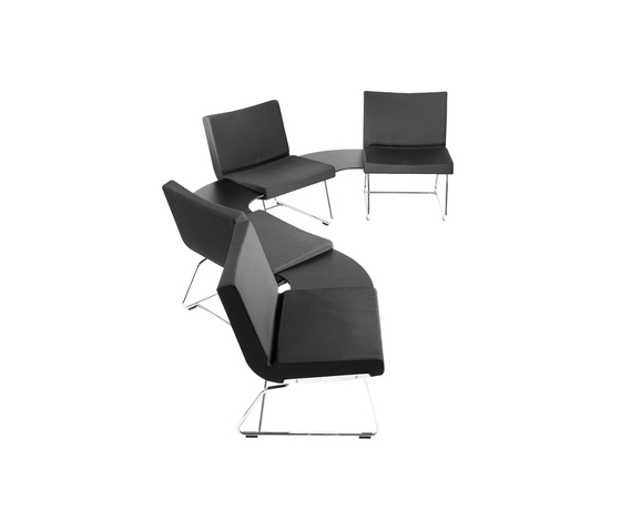 A-Line Modular Seating by Lammhults