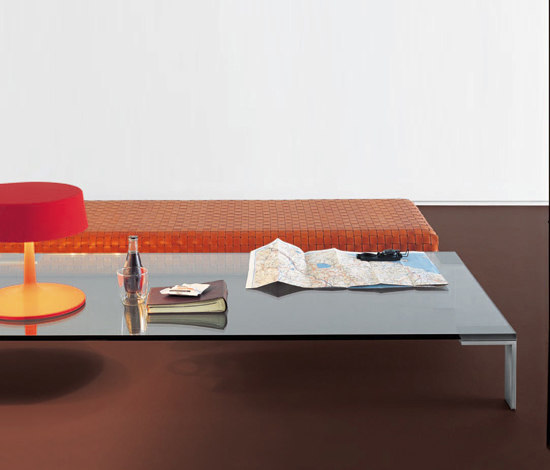 Liko Glass table di Desalto