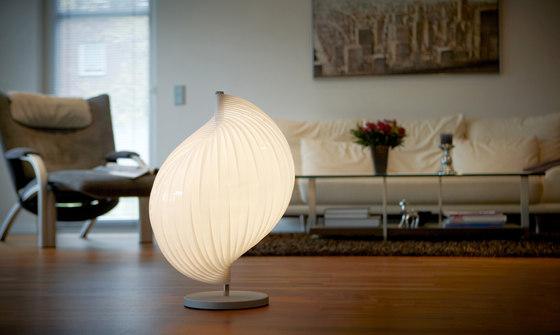 """THL02 """"Escargot2"""" Table lamp by Tecnolumen"""