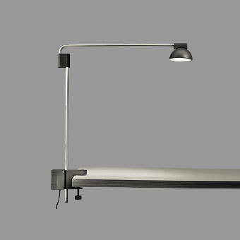 RHa 1 desklight by Tecnolumen