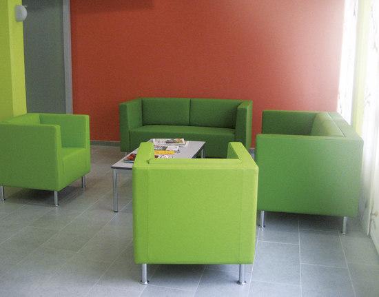 Cubus Lounge by Dietiker