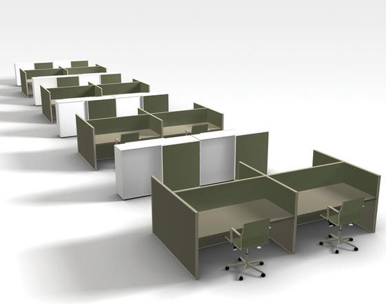 Desk von BULO