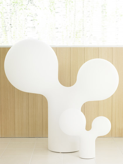 Double Bubble Table lamp di Studio Eero Aarnio