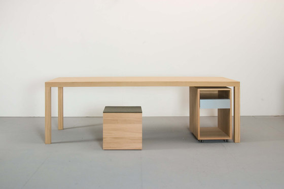 DEPOT X container / sidetable by Sanktjohanser