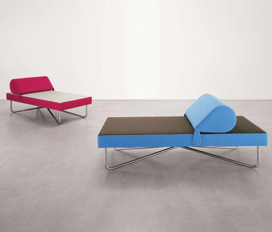 Flip Flap daybed di Dune