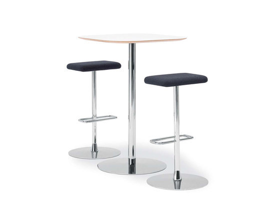 Toffee barstool by OFFECCT