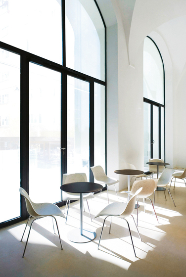 Imprint Beam Seating by Lammhults