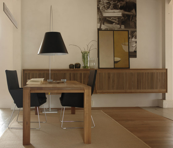 Meint table by Pilat & Pilat