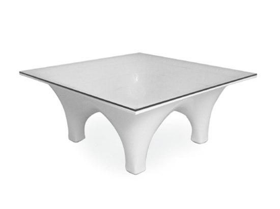 Ghost table by Thorsten Van Elten
