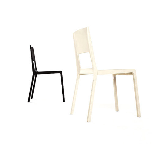 Face Chair by Kristalia