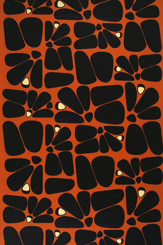 Bon Bon 191 interior fabric by Marimekko