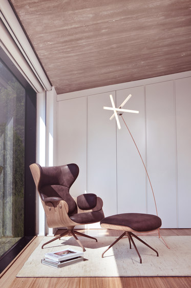 Olvidada Floor Lamp by BD Barcelona