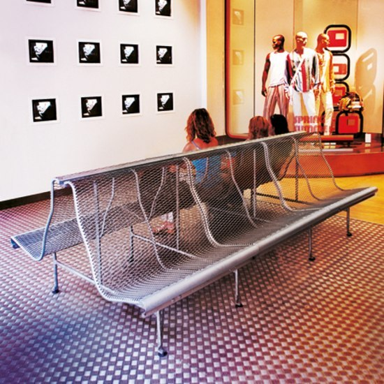 Catalano Bench by BD Barcelona