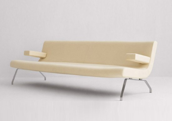 Bent sofa by Dema
