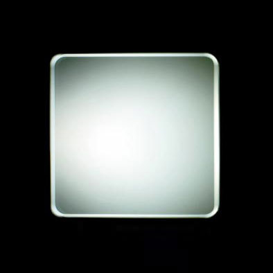Mercury mirror by Boffi