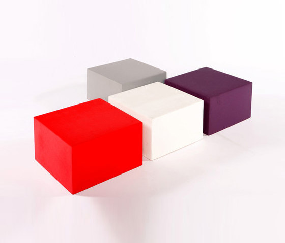 Primary Pouf 04 by Quinze & Milan