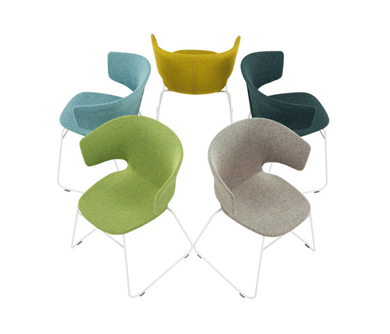tindari chair 516 by Alias