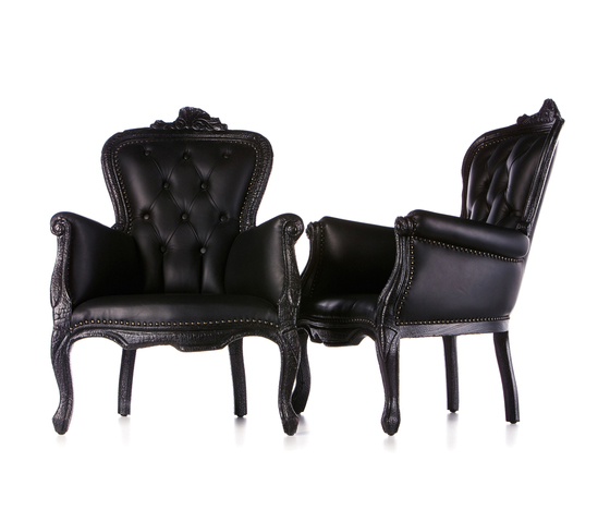 smoke Dining chair de moooi