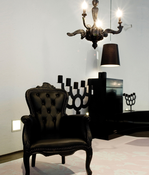 smoke Chair by moooi