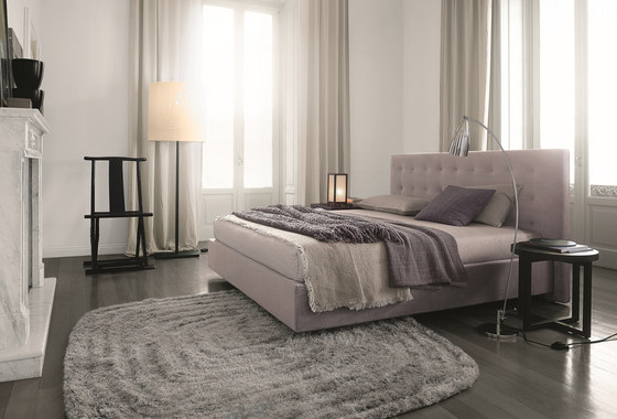 Arca bed by Poliform