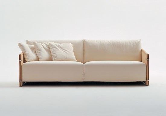 Lario sofa by Bonacina Pierantonio