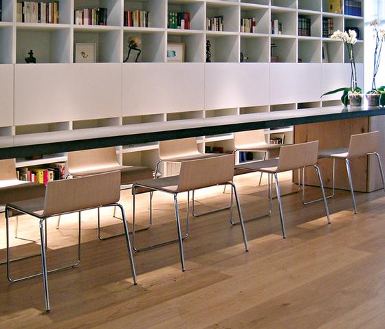 R1 Stuhl von viccarbe