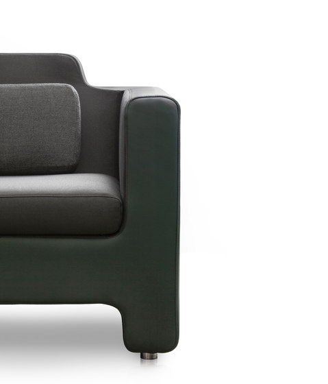Horizon armchair by Baleri Italia by Hub Design