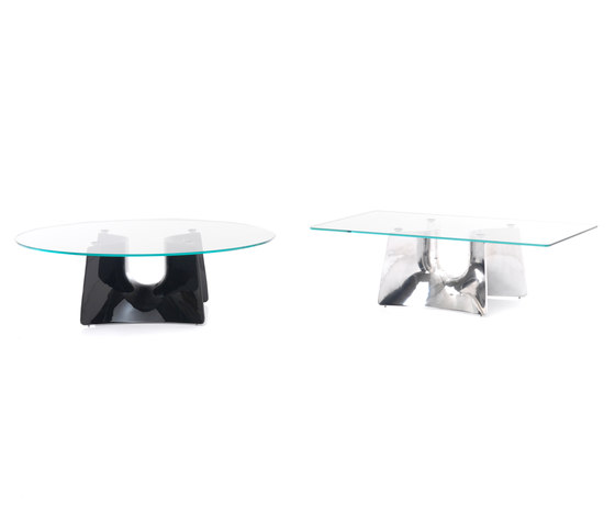 Bentz low round table de Baleri Italia by Hub Design