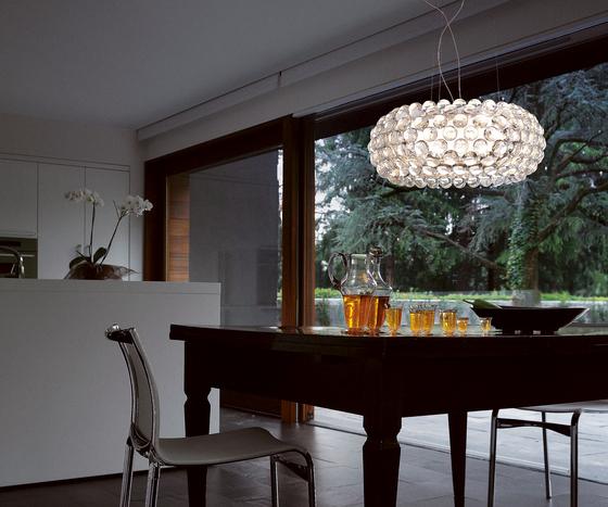 Caboche di foscarini gold table lamp gold floor lamp for Caboche foscarini