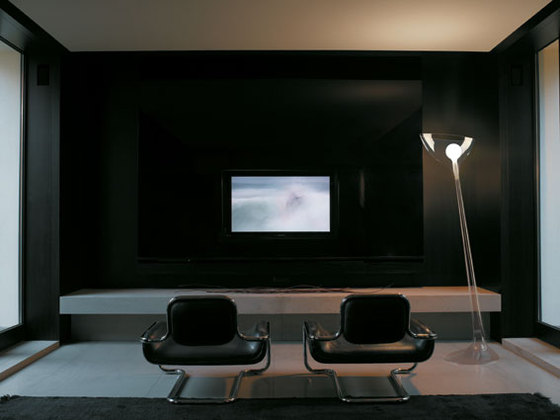 Floob floor lamp by Kundalini