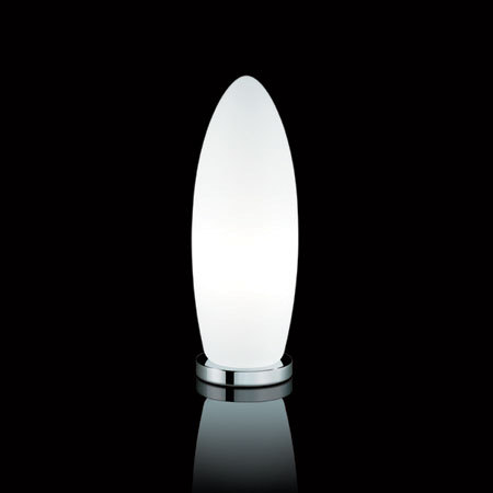 Gherkin lamp by Kundalini