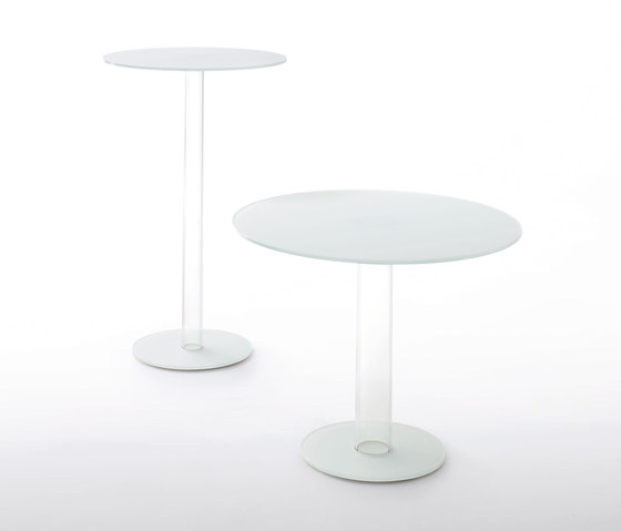 Hub occasional table de Glas Italia