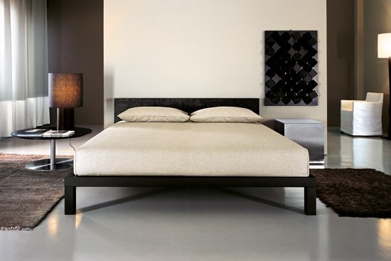 CND 2000 double bed by Casamilano
