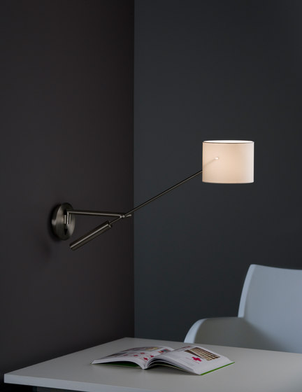 Libra a Wall lamp by Metalarte