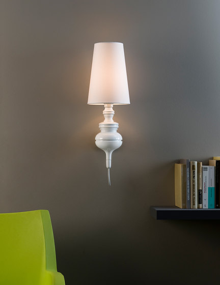 Josephine m Table lamp by Metalarte