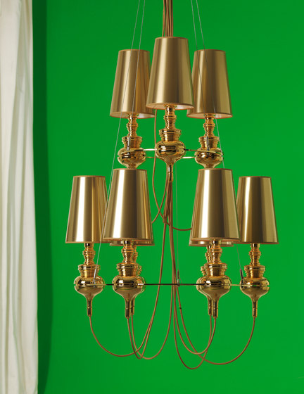 Josephine mini queen 6.3 Chandelier by Metalarte