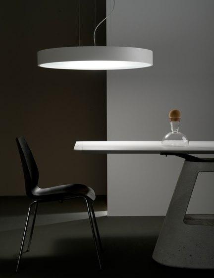 Hopper Suspension lamp by Metalarte