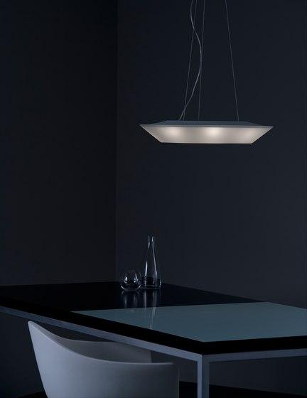 Zero Suspension lamp by Metalarte