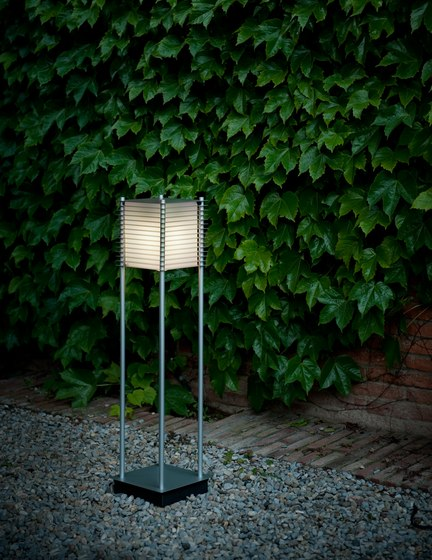 Samu Floor lamp by Metalarte