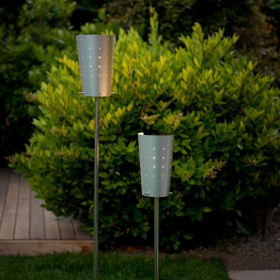 Pan-to 140 Floor lamp by Metalarte