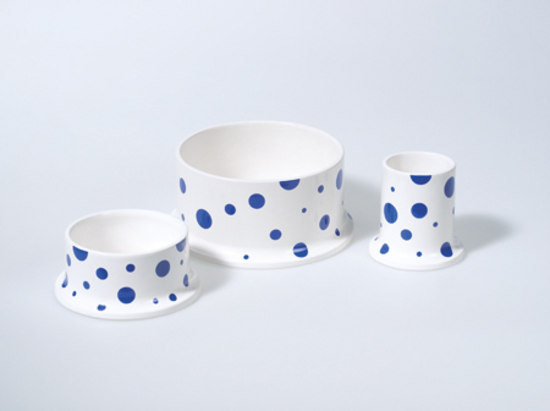 Set of three containers by Cor Unum