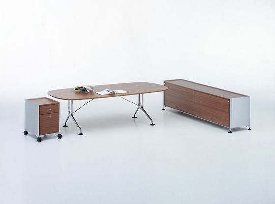 Spatio Table von Vitra