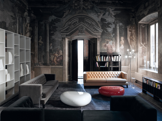 Hall sofa by Driade