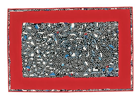 La Canorque Teppich von Driade  La Canorque carpet  Produkt