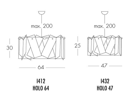 Holo 64 I412 Suspension de Dix Heures Dix