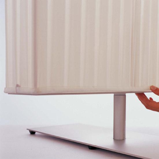 Paravent mobile H311 floor lamp by Dix Heures Dix