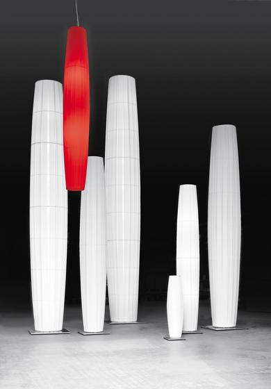 Colonne H162 floor lamp by Dix Heures Dix